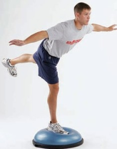 Decreasing the Risk of Falling = Functional Exercise + Balance Training + Ankle Stability