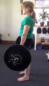 Dorothy - Full Extension Deadlift