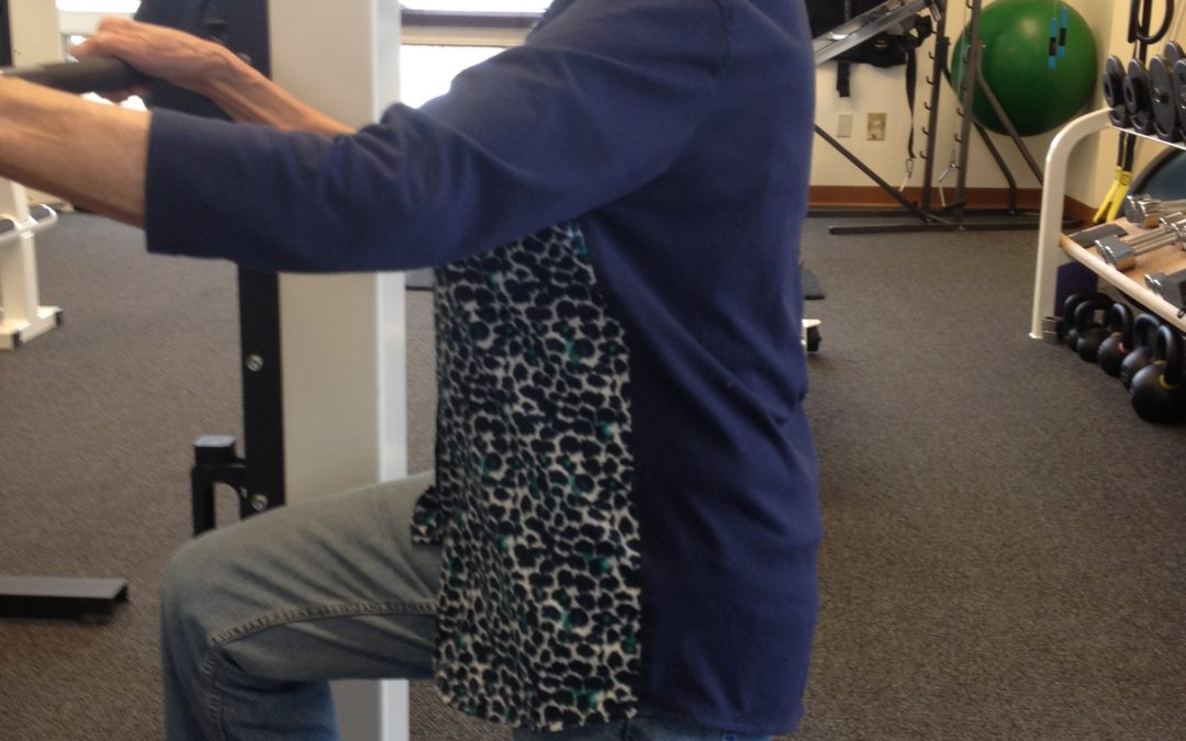 The Lunge –– A Great Way to Stay Strong at Any Age
