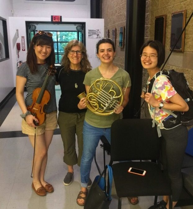 Injury Prevention & Awareness Clinic for Bard TONS Musicians