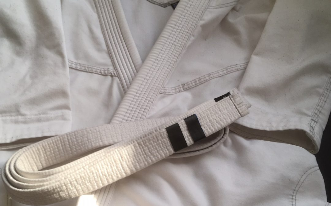 My Journey Into Brazilian Jiu-Jitsu