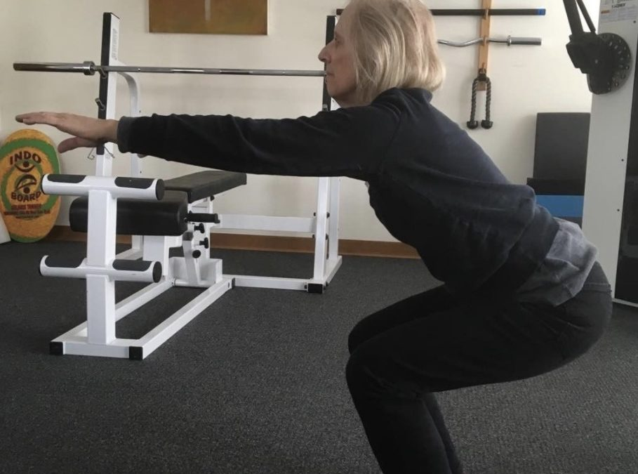 Fit Tips – Doing the Squat Correctly