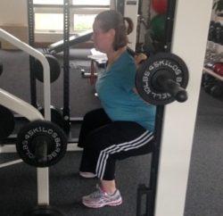 Success in Health via Persistence